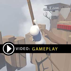Human Fall Flat PS4 Gameplay Video