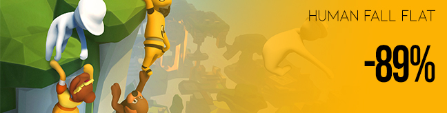 Human Fall Flat CD Key Compare Prices