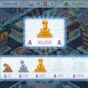 HunieCam Studio Trophy