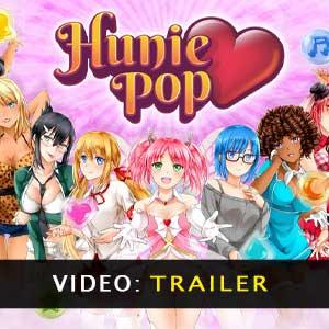 HuniePop Trailer Video