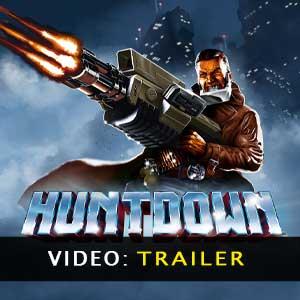 Huntdown Video Trailer