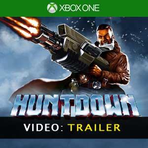Huntdown XBox One Video Trailer