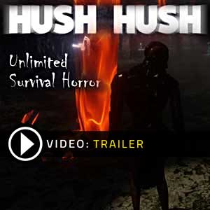 Acheter Hush Hush Unlimited Survival Horror Clé Cd Comparateur Prix