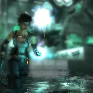 Hydrophobia Prophecy - Player HUD