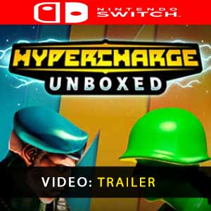 HYPERCHARGE Unboxed Nintendo Switch Prices Digital or Box Edition