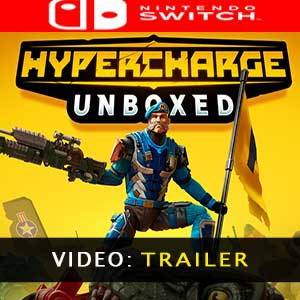 HYPERCHARGE Unboxed Video Trailer