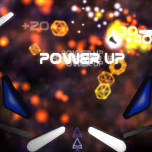 Hyperspace Pinball Power up