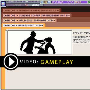 Hypnospace Outlaw Gameplay Video