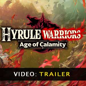 Buy Hyrule Warriors Age Of Calamity Nintendo Switch Compare Prices