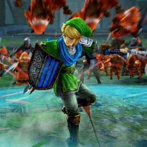 Hyrule Warriors Nintendo Wii U Enemies
