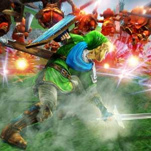 Hyrule Warriors Nintendo Wii U Battle