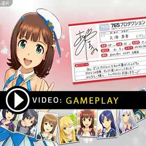 Idolmaster Platinum Stars PS4 Gameplay Video