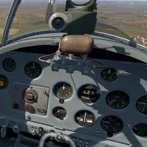 IL 2 Sturmovik Battle of Stalingrad: Inside the Fighter Jet