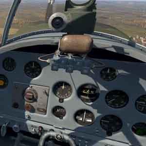 IL 2 Sturmovik Battle of Stalingrad: Inside the Fighter Jet