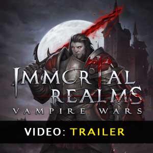 Immortal Realms Vampire Wars Trailer Video