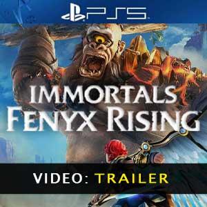 IMMORTALS FENYX RISING Trailer Video