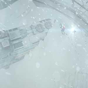 Unending Snowfall