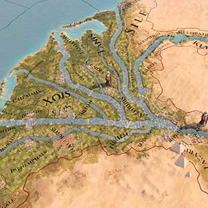 Imperator Rome Nile River Delta