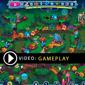 Incredible Dracula Witches Curse Gameplay Video