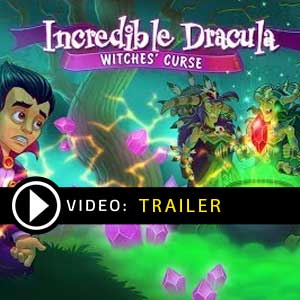 Incredible Dracula Witches Curse