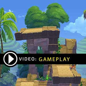 Indivisible Gameplay Video