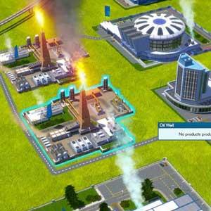 Future Technologies Production buildings