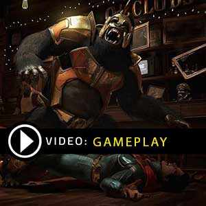 Injustice 2 Fighter Pack 2 Gameplay Video