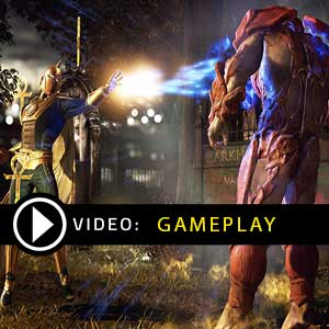 Injustice 2 PS4 Gameplay Video