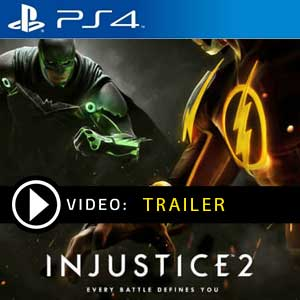 Injustice 2 PS4 Prices Digital or Box Edition