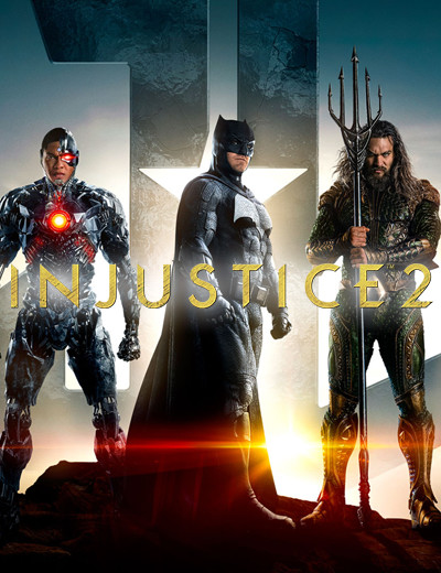 Injustice 2 Gets New Justice League Gear to Celebrate Movie's Release
