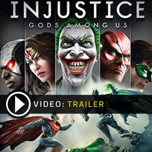Buy Injustice Gods Among Us CD Key Compare Prices