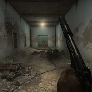 Insurgency - Crouch