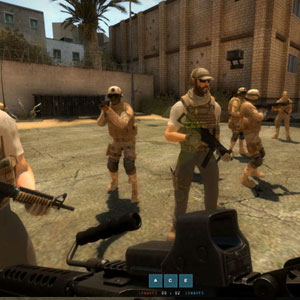 Insurgency Gameplay