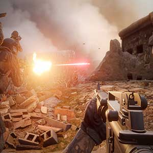 war-torn environments