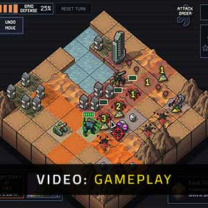 Into the Breach Gameplay Video