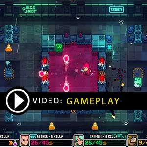 Invisigun Reloaded Gameplay Video