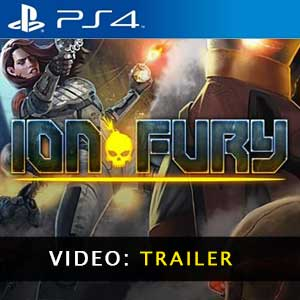 Ion Fury PS4 Prices Digital or Box Edition