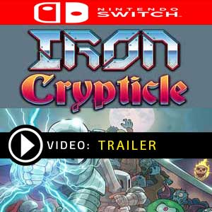 Iron Crypticle Nintendo Switch Prices Digital or Box Edition