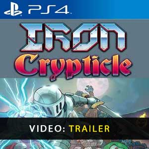 Iron Crypticle PS4 Prices Digital or Box Edition