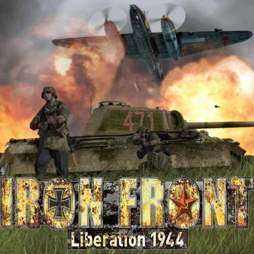 Buy Iron Front Liberation 1944 CD Key digital download best price