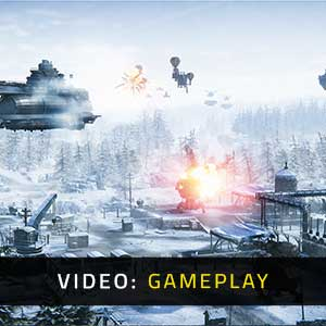 Iron Harvest Operation Eagle Gameplay Video