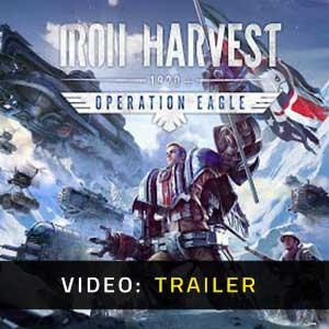 Iron Harvest Operation Eagle Video Trailer