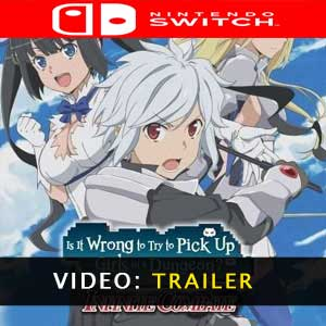 Is It Wrong to Try to Pick Up Girls in a Dungeon Infinite Combate Nintendo Switch Prices Digital or Box Edition