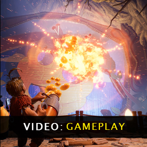 It Takes Two Video Gameplay