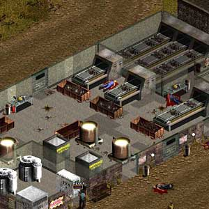 Jagged Alliance 2 Unfinished Business - Facility