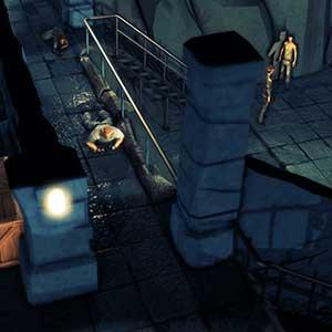 Deep turn-based tactical gameplay