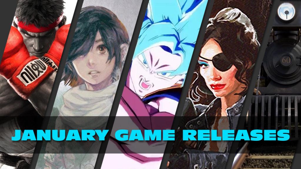 January 2018 PC Game Releases - AllKeyShop.com