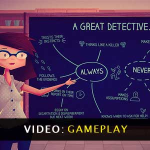 Jenny LeClue Detectivu Gameplay Video