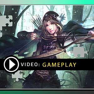 Jigsaw Zen Gameplay Video