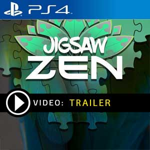 Jigsaw Zen PS4 Prices Digital or Box Edition